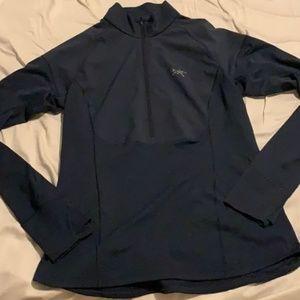 Arcteryx Women's Zip Up Pullover